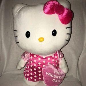 Large Hello Kitty Standing Plush Greeter
